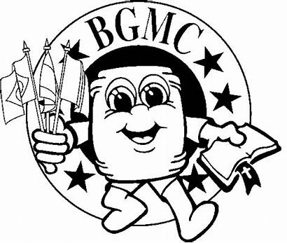 Buddy Barrel Clip Coloring Pages Bgmc Clipground