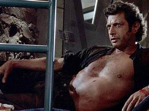 Sexy Jeff Goldblum is the ultimate 'Jurassic Park' toy ...