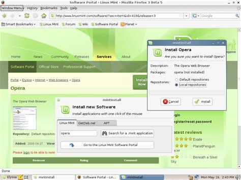 Linux Mint [recomendado]