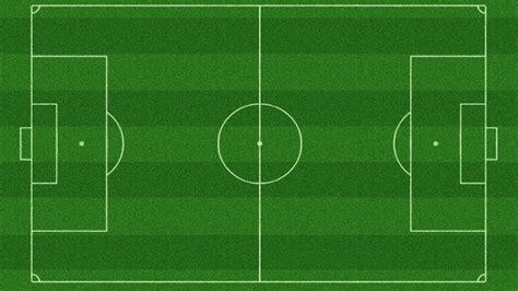 groesse fussballfeld die spielfeldgroesse beim fussball erklaert