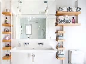 Bathroom Shelves Ideas Cool Bathroom Storage Ideas