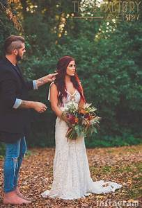 More chelsea houska deboer wedding photos starcasmnet for Chelsea deboer wedding dress