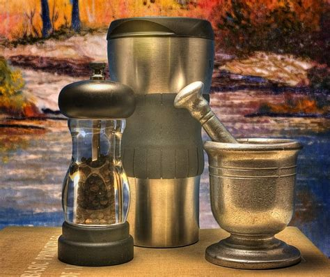 Free delivery for many products! Grinders with Coffee jigsaw puzzle in Puzzle of the Day puzzles on TheJigsawPuzzles.com | Jigsaw ...