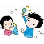 Science Smart Clipart Scientist Clip Child Scientific