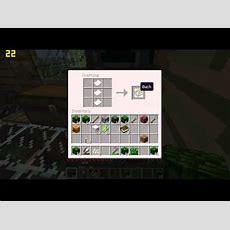 Minecraft Wie Baut Man Papier German Youtube