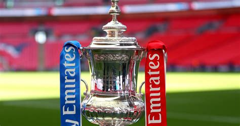 FA Cup draw as it happened - Everton and Liverpool ...
