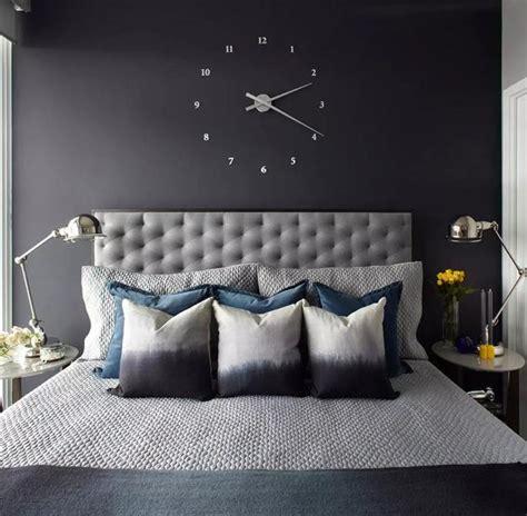 Bedroom Decorating Ideas Wallpaper by Bedroom Decorating With Black Wallpaper 2 Modern Wall