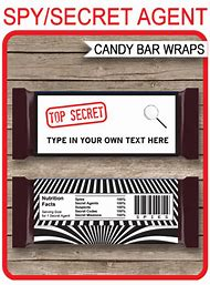 Best Candy Bar Wrapper Template Ideas And Images On Bing Find