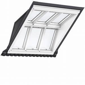 Velux Größe Ermitteln : velux panorama dachfenster licht luft ausblick ~ Watch28wear.com Haus und Dekorationen