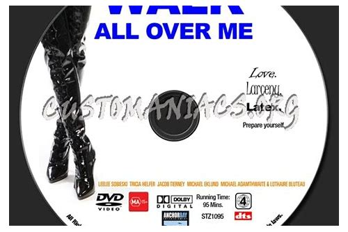 download walk all over me
