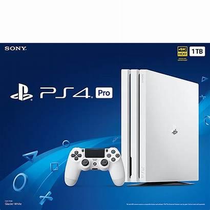 Ps4 Playstation Systems Glacier 1tb Bundles