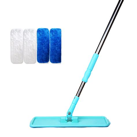 floor cleaning mops for home great bargain quality portable microfiber telescopic flat