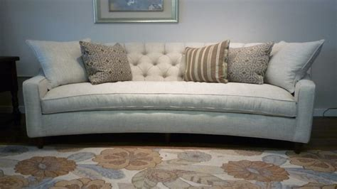 apartment sofas  loveseats apartment size curved