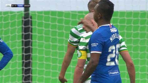 Morelos slaps Brown | Video | Watch TV Show | Sky Sports