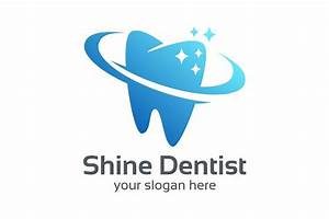 Dental Dentist Logo design ~ Logo Templates ~ Creative Market