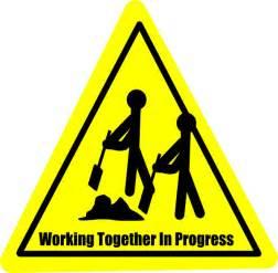 Progress Work Together Clip Art