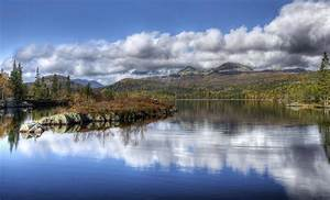 Images, Norway, Tuddal, Nature, Mountains, Landscape