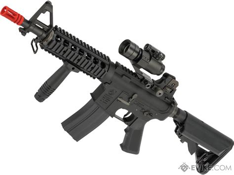 colt licensed ar   cqb  airsoft aeg rifle  lipo