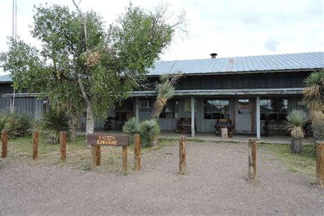 big bend ranch state park single bed lodging bunkhouse texas parks wildlife department