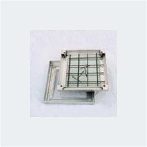 trappe de visite sol exterieur trappe de visite en laiton ou aluminium pour sol sanitrap technic