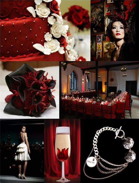 red and black colors the knot