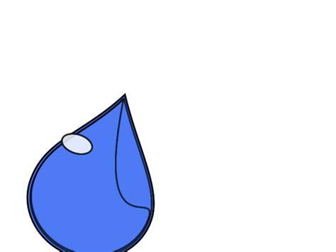 Raindrops Cartoon