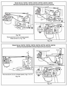 Wiring Diagram Database  Briggs And Stratton Throttle