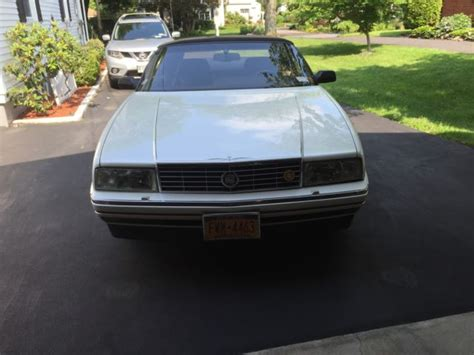 how can i learn about cars 1993 cadillac deville electronic throttle control cadillac allante convertible 1993 pearl white for sale 1g6vs3391pu126272 1993 cadillac allante