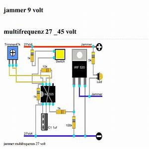Slot Machine For Dummies Jammer Schematic