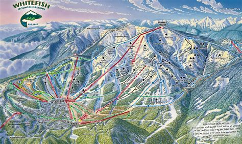 Whitefish Mountain Resort - SkiMap.org