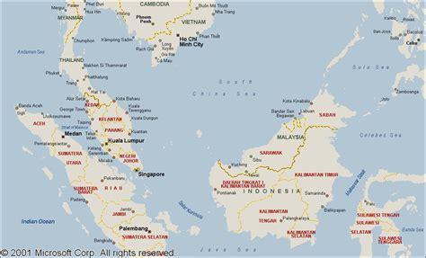 maps  malaysia size    homestay linda