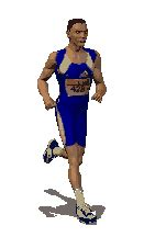 jogging jogger laeufer laeuferin cartoon cartoons