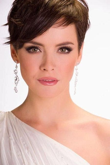 Easy Pixie Hairstyles by 2019 Easy Pixie Haircuts
