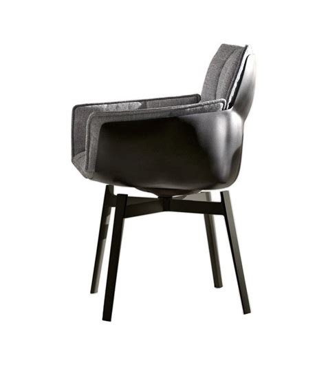 chaise bb husk p1f small armchair b b italia milia shop