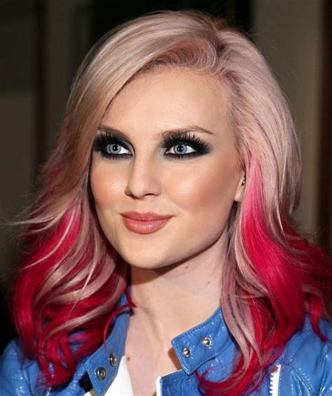 Perrie Edwards Doit Faire Face Aux Medias My Style