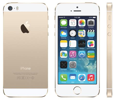 cricket iphone 5 apple iphone 5s 16gb for cricket wireless in gold