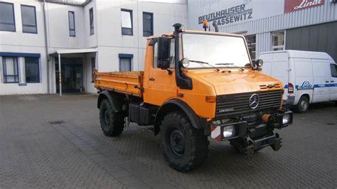 Used Mercedes-benz -unimog-u-1450 Utility Tool Carriers
