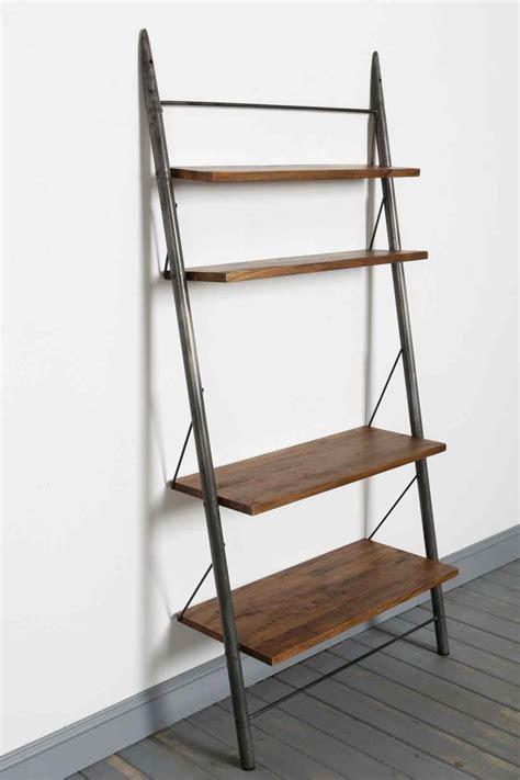 Metal Ladder Bookshelf Amiphiinfo