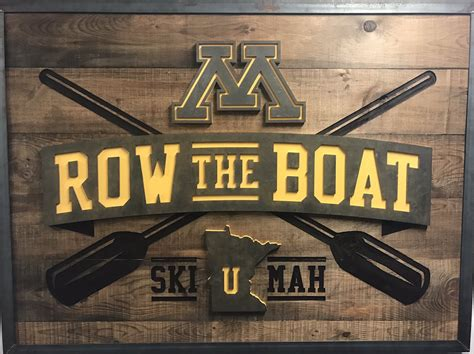 Row The Boat Minnesota Logo by Matt Simon On Twitter Quot Happy Friday What A Beautiful Day