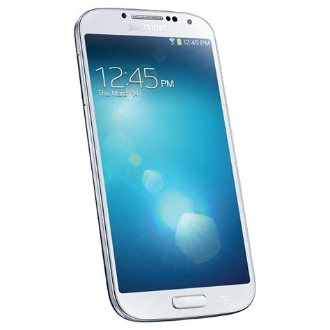 Samsung Galaxy S 4 16GB Cell Phone (Unlocked) - White : Target