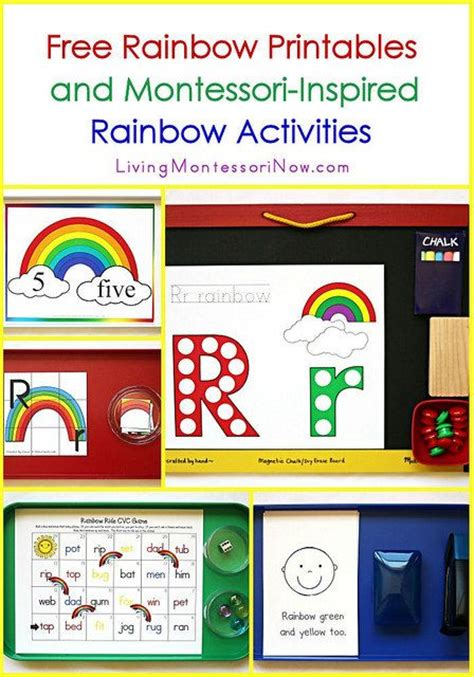 29 best images about weather theme in preschool on 218 | 082813be8b02a512207c42881fe95dce rainbow activities spring activities