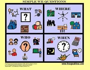 Free WH Question Visual! – Live Speak Love, LLC