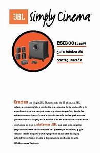 Jbl Esc 300 Sub  Serv Man11  User Guide    Operation Manual