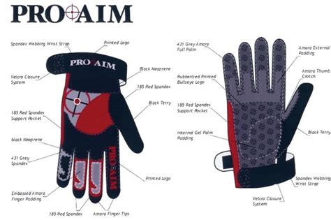 who makes the best shooting gloves the firing line forums
