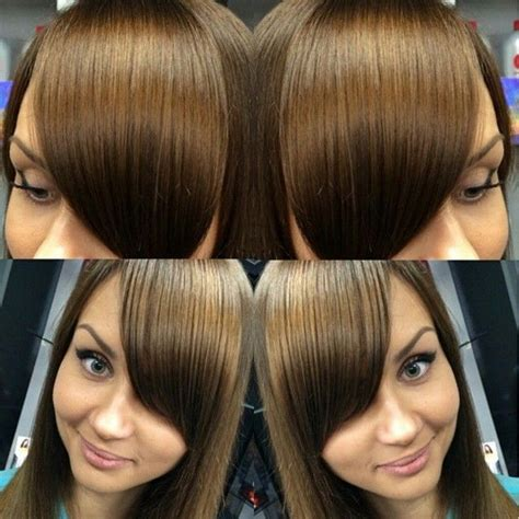 Because it is natural, there is no side effect of chemical ingredients. Vibrant coffee bean color with #splashlight on the fringe ...