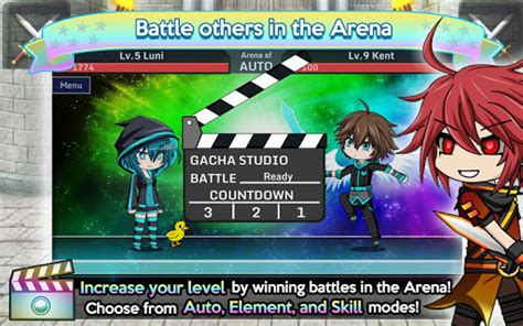 gacha studio anime dress up for pc