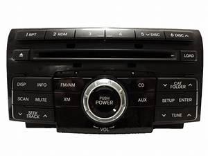 Hyundai Sonata  2011 Mp3 Infinity Head Unit  Display And Amplifier Pinout Diagram