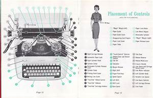 Royal Empress Typewriter Owner U0026 39 S Manual  1961
