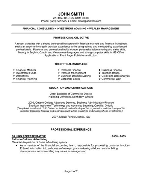 Exle Of Resume Billing by Billing Representative Resume Template Premium Resume Sles Exle
