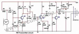 5 Km Fm Transmitter Circuit Diagram